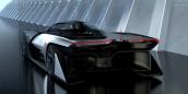 Ngắm siêu xe động cơ điện 1.000 mã lực như phim viễn tưởng