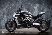 """Ducati Diavel AMG """"hàng thửa"""" cực chất, không đụng hàng"""