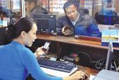 Khách hàng Việt có thể mua vé tàu qua ứng dụng cho smartphone