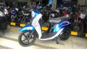 Yamaha ra mắt xe tay ga Fino Blue Core giá 25 triệu