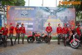 """Hàng trăm xế khủng Harley 3 miền """"quần hùng"""" tại HN"""