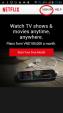 Hướng dẫn xem phim Netflix trên điện thoại miễn phí