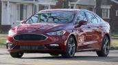 Lộ ảnh 'nóng' của Ford Fusion 2017 trước ngày ra mắt