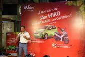 Wiko bán được trên 300.000 máy sau hơn 1 năm gia nhập Việt Nam