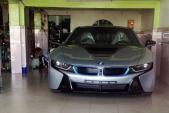 Ông chủ vé số miền Tây sắm siêu xe BMW i8 bạc tỷ