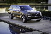 Ngắm SUV cỡ lớn, hạng sang Kia Telluride Concept