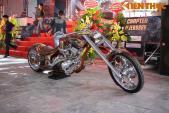 """Siêu môtô Big Bear Choppers Athena """"độc nhất"""" Việt Nam"""