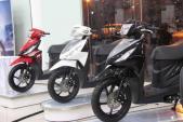 Xe tay ga Address 110 mới của Việt Nam Suzuki có gì?