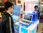 Công nghệ tương tác máy tính không chạm RealSense xuất hiện tại Việt Nam