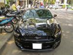 """Ford Mustang GT 2015 """"hàng hiếm"""" lăn bánh trên phố Việt"""