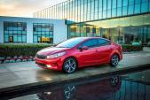 Kia nâng cấp Forte phiên bản 2017 với hàng loạt thay đổi