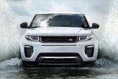Range Rover Evoque 2016 có giá hơn 2 tỷ tại Malaysia
