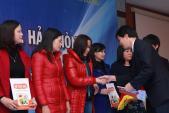 Phát hành Bộ thực đơn bữa ăn học đường cho các trường tiểu học bán trú