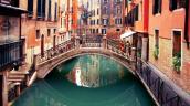Phong cảnh lãng mạn bên những dòng sông nước Ý