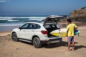"""Chiêm ngưỡng sức mạnh của """"cơn bão"""" BMW X1"""