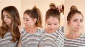 10 cách búi tóc thuận tiện cho việc tập gym