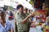 Bình Dương: Đồng loạt ra quân truy tìm thực phẩm bẩn