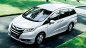 Honda Odyssey Hybrid siêu tiết kiệm nhiên liệu sắp ra mắt