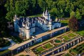 """Lâu đài Ussé - nguồn cảm hứng từ câu chuyện """"Người đẹp ngủ trong rừng"""""""