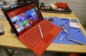 Microsoft thu hồi dây nguồn Surface Pro vì nguy cơ cháy nổ