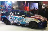 """Ngắm Subaru bản WRX STI phiên bản """"Thủy thủ mặt trăng"""