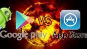 Tải ít hơn, doanh thu của App Store vẫn nhiều hơn Google Play Store 75%