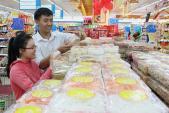 Co.opmart và Co.opXtra khuyến mãi mạnh bánh kẹo Tết