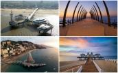 Những cầu cảng đẹp nhất thế giới