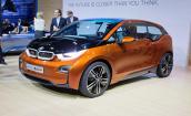 BMW i3 mới có thể di chuyển 193 km chỉ một lần sạc