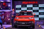 Cận cảnh crossover Mahindra KUV100 giá 134 triệu đồng