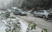 Lái xe cần lưu ý điều gì khi đi trên đường băng tuyết, sương mù?