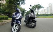 Yamaha Acruzo 'quyết chiến' Honda Lead trong phân khúc xe tay ga hạng trung