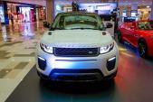 Cận cảnh Land Rover Evoque 2016 chính hãng tại Việt Nam