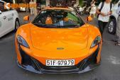 """Siêu xe tiền tỷ McLaren 650S biển thần tài """"đi chợ"""" SG"""