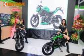 Z300 ABS chốt giá 149 triệu, Kawasaki Việt Nam lại gây