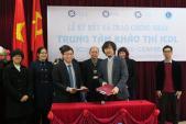 Đại học Hải Phòng đưa chứng chỉ tin học quốc tế ICDL vào đào tạo