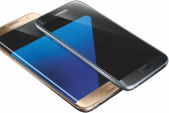Ảnh chính thức smartphone Galaxy S7 và S7 Edge bị lộ