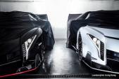 Cặp đôi siêu xe 200 tỷ của Lamborghini cập bến Châu Á