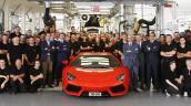Lamborghini đạt doanh số kỷ lục trong năm 2015