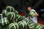 Những làng bánh chưng, bánh tét trứ danh của Việt Nam