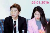 Mr.T và Hòa Minzy tiếp tục