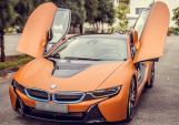 Cặp siêu xe BMW i8