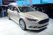 Ford Fusion 2017 chính thức ra mắt thị trường