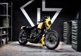Yamaha XV950 Ultra độ