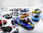 """""""Đột nhập"""" gara siêu xe đua McLaren P1 GTR 820 tỷ"""