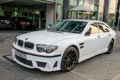 Cận cảnh BMW 760Li độ Hamann