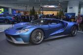 Có tiền chưa chắc đã mua được siêu xe Ford GT