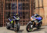 """Yamaha Exciter 135 độ mâm """"siêu khủng"""" tại Sài Gòn"""