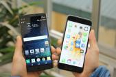 LG V10 chiếm lĩnh đỉnh cao của iPhone 6S Plus, S6 edge+?