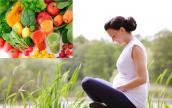 Ăn những thực phẩm này, tình trạng táo bón ở mẹ bầu được xử lí ngay